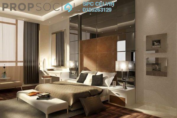 For Sale Condominium at Sentul Point, Sentul Freehold Unfurnished 3R/2B 377k