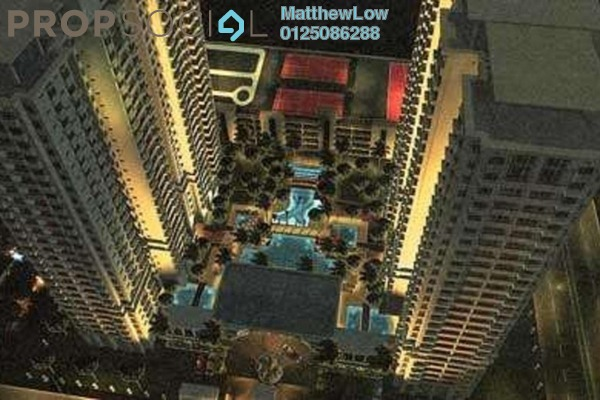 For Rent Condominium at BaysWater, Gelugor Freehold Fully Furnished 3R/2B 3k