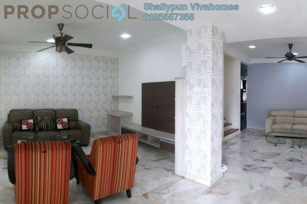 For Rent Terrace at USJ 2, UEP Subang Jaya Freehold Fully Furnished 5R/3B 1.9k