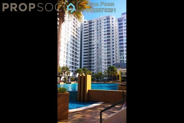 For Sale Condominium at Sterling, Kelana Jaya Leasehold Semi Furnished 3R/2B 770k