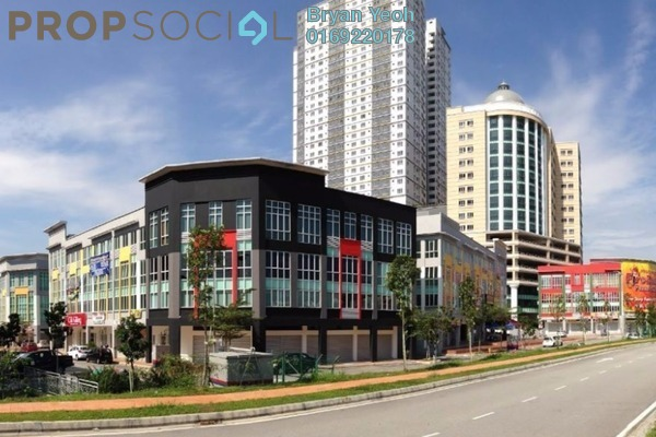 For Sale Shop at Signature Park, Kota Damansara  Semi Furnished 0R/0B 3.2m