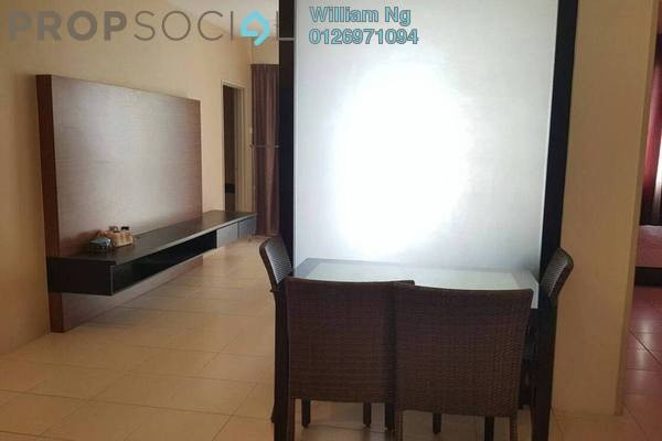 For Rent Condominium at Platinum Lake PV10, Setapak Leasehold Fully Furnished 3R/2B 2k