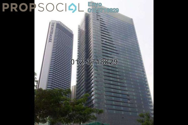 For Rent Office at Integra Tower, KLCC Freehold Fully Furnished 0R/0B 27.5k