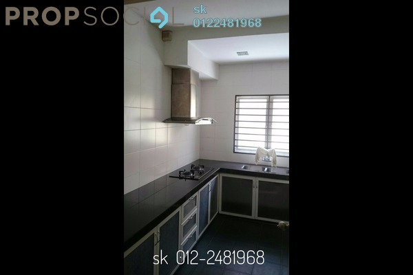 For Rent Terrace at Prima Impian, Kota Kemuning Freehold Semi Furnished 4R/3B 1.6k