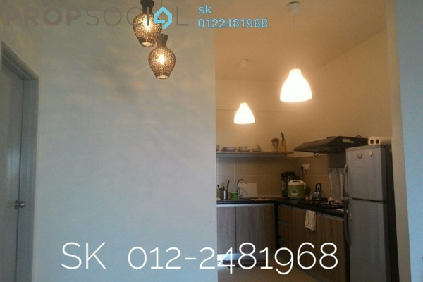 For Rent Serviced Residence at Residensi Alami, Shah Alam Freehold Semi Furnished 3R/2B 1.8k