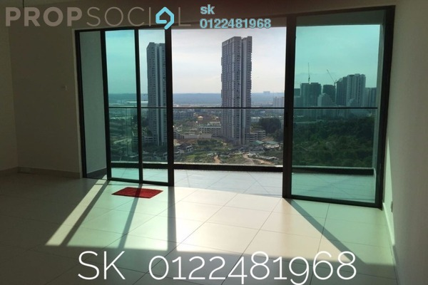 For Sale Condominium at Cristal Residence, Cyberjaya Freehold Semi Furnished 3R/3B 800k
