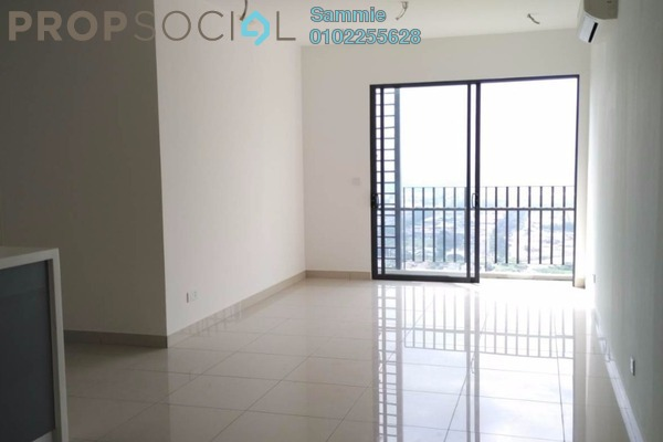 For Rent Condominium at TRiGON Luxury Residences @ Setia Walk, Pusat Bandar Puchong Freehold Semi Furnished 4R/4B 3.3k