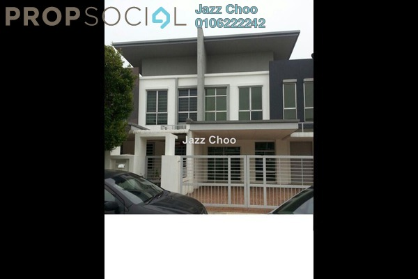 For Sale Terrace at Duta Villa, Setia Alam Freehold Unfurnished 4R/5B 2.2m