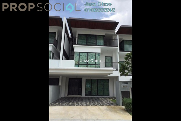 For Rent Condominium at The Westside Two, Desa ParkCity Freehold Semi Furnished 2R/3B 2.6k