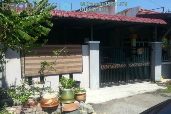 For Sale Terrace at Kampung Batu 9 Kebun Baru, Telok Panglima Garang Freehold Unfurnished 3R/2B 225k