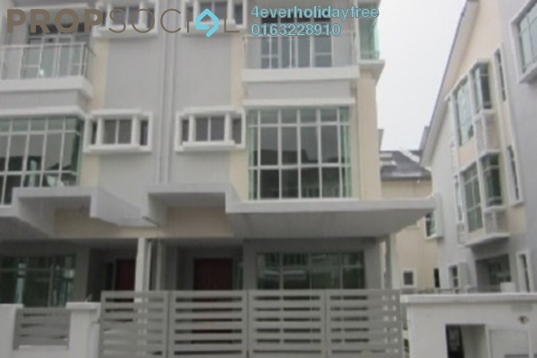 For Sale Semi-Detached at Laman Rimbunan, Kepong Leasehold Unfurnished 6R/6B 1.8m