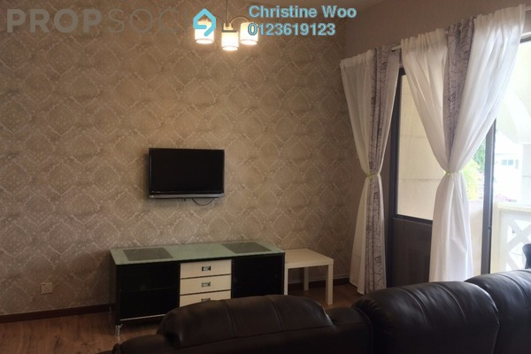 For Sale Condominium at Tivoli Villas, Bangsar Freehold Fully Furnished 2R/2B 1m