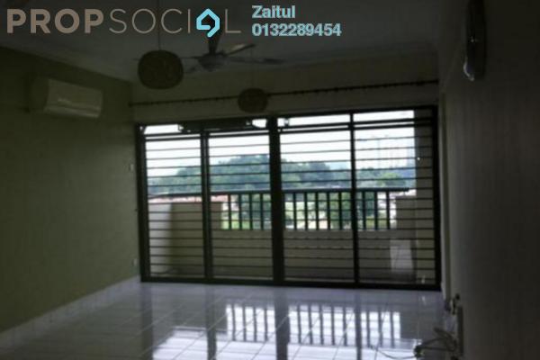 For Rent Condominium at Anjung Hijau, Bukit Jalil Freehold Semi Furnished 2R/2B 1.59k