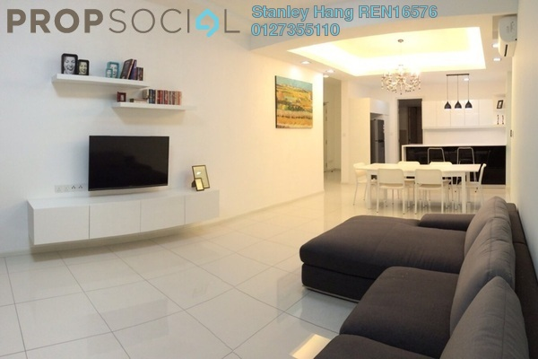 For Rent Condominium at LaCosta, Bandar Sunway Leasehold Fully Furnished 4R/2B 4.2k