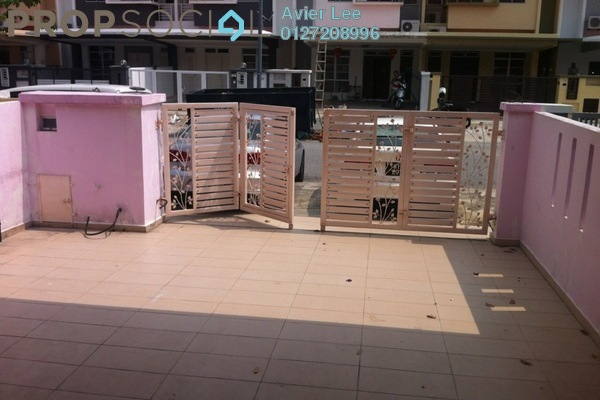 For Rent Terrace at Setia Impian, Setia Alam Freehold Unfurnished 4R/3B 1.5k