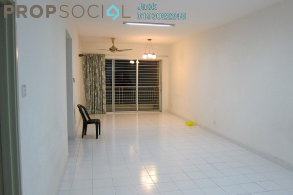 For Sale Condominium at Prima Setapak II, Setapak Freehold Semi Furnished 3R/3B 600k