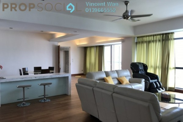 For Sale Condominium at Bangsar Peak, Bangsar Freehold Semi Furnished 5R/6B 4.8m