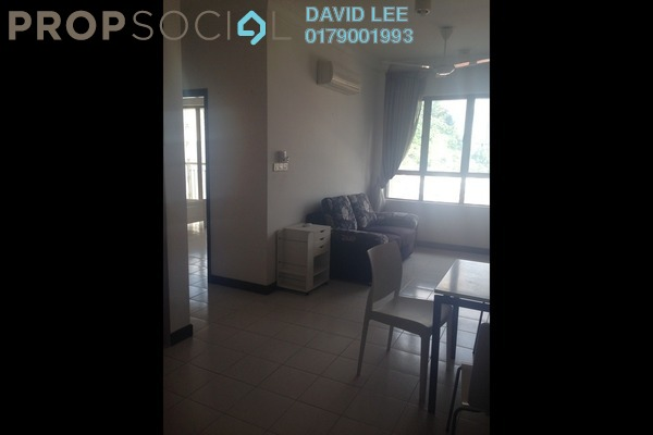 For Rent SoHo/Studio at Ritze Perdana 1, Damansara Perdana Leasehold Fully Furnished 1R/1B 1.4千