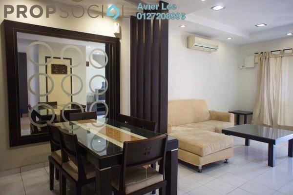 For Rent Terrace at Bandar Botanic, Klang Freehold Fully Furnished 3R/3B 1.5k