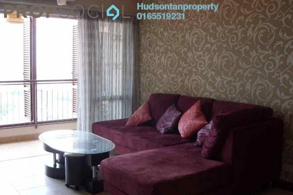 For Rent Condominium at Desa Putra, Wangsa Maju Leasehold Semi Furnished 3R/2B 1.9k