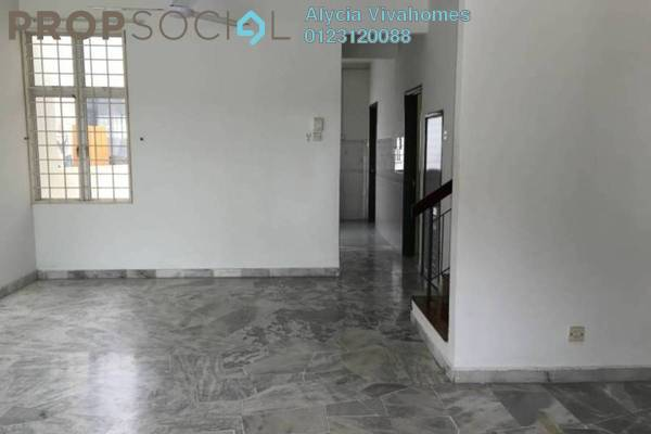 For Rent Terrace at BK4, Bandar Kinrara Freehold Unfurnished 4R/3B 1.5k
