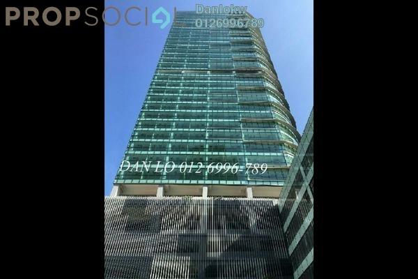 For Rent Office at KL Trillion, KLCC Freehold Unfurnished 2R/1B 6.91k