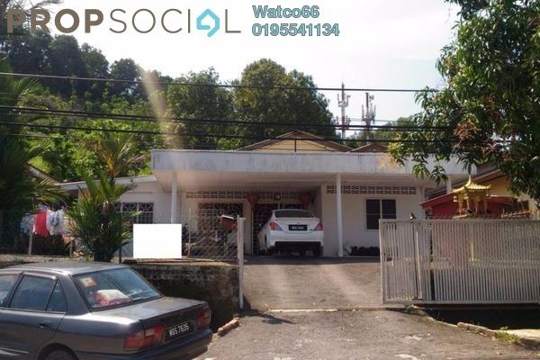For Sale Bungalow at Kampung Desa Aman, Sungai Buloh Freehold Unfurnished 4R/2B 900k