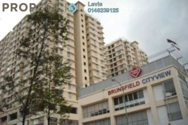 For Rent Condominium at Warisan Cityview, Cheras Leasehold Semi Furnished 3R/2B 1.5k