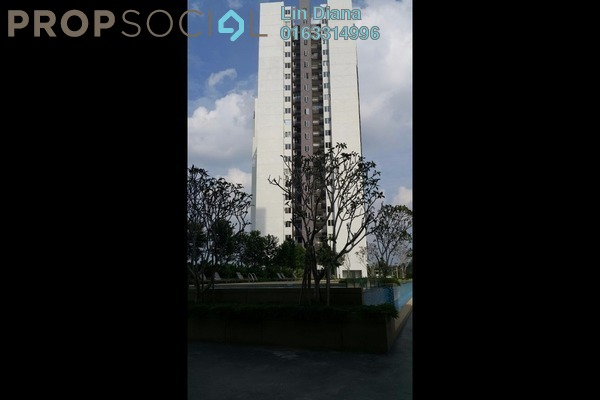 For Rent Condominium at Casa Green, Cheras South Freehold Semi Furnished 3R/4B 1.7k
