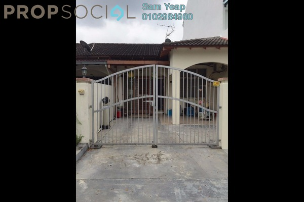 For Rent Terrace at SD11, Bandar Sri Damansara Freehold Semi Furnished 3R/2B 1.4k