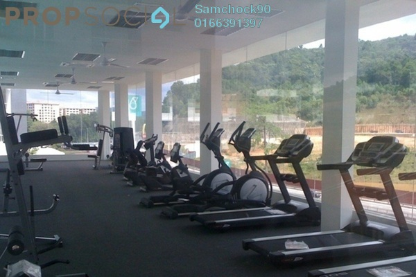 For Rent Condominium at Platinum Hill PV2, Setapak Freehold Fully Furnished 3R/2B 2.6k