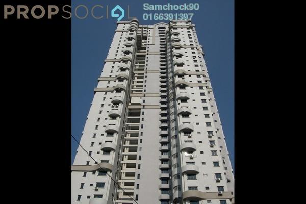 For Rent Condominium at Angkasa Impian 1, Bukit Ceylon Leasehold Fully Furnished 3R/2B 3k
