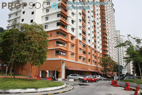 For Sale Apartment at Flora Damansara, Damansara Perdana Leasehold Unfurnished 3R/2B 190Ribu