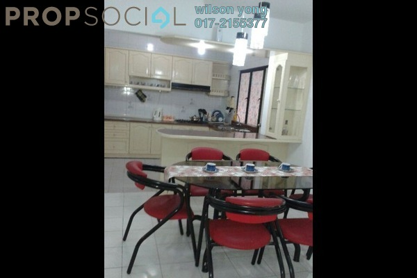 For Sale Condominium at Desa Villa, Taman Desa Freehold Fully Furnished 3R/2B 770k