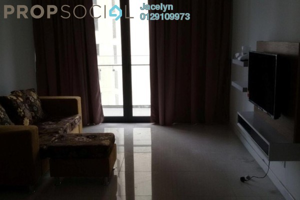 For Sale SoHo/Studio at The Elements, Ampang Hilir Freehold Fully Furnished 1R/1B 550k