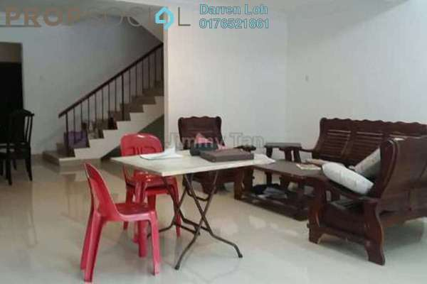 For Sale Terrace at Taman Puchong Prima, Puchong Freehold Fully Furnished 4R/5B 800k