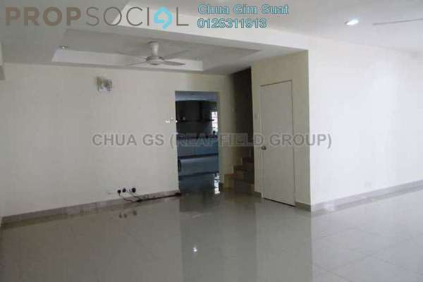 For Sale Terrace at USJ Heights, UEP Subang Jaya Freehold Semi Furnished 5R/6B 2.75m