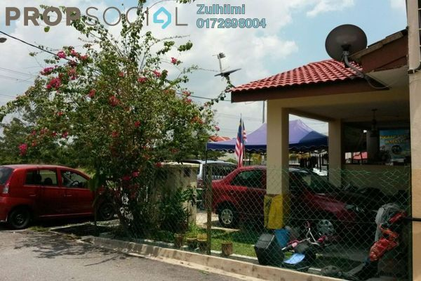 For Sale Terrace at Bandar Tasik Kesuma, Semenyih Freehold Unfurnished 3R/2B 325k