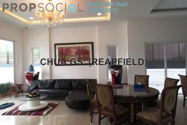 For Sale Condominium at Subang Parkhomes, Subang Jaya Freehold Semi Furnished 4R/3B 1.13m
