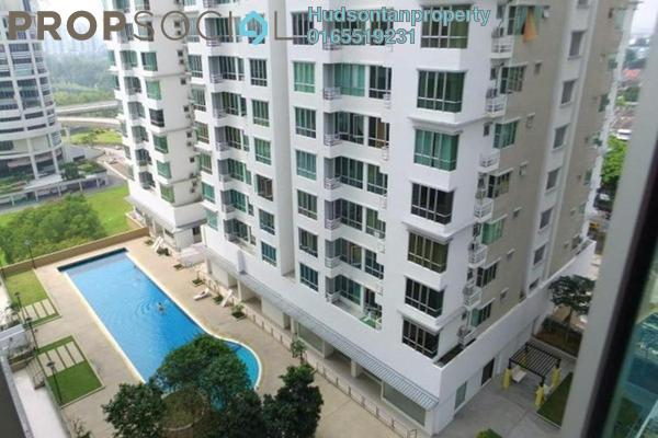 For Rent Condominium at Casa Tiara, Subang Jaya Freehold Fully Furnished 3R/2B 2.05k