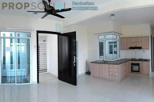 For Rent Condominium at Saville @ The Park, Pantai Freehold Semi Furnished 3R/2B 2.5k