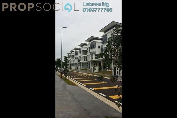 For Sale Bungalow at Residence 33, Kota Kemuning Leasehold Unfurnished 6R/8B 3.89m