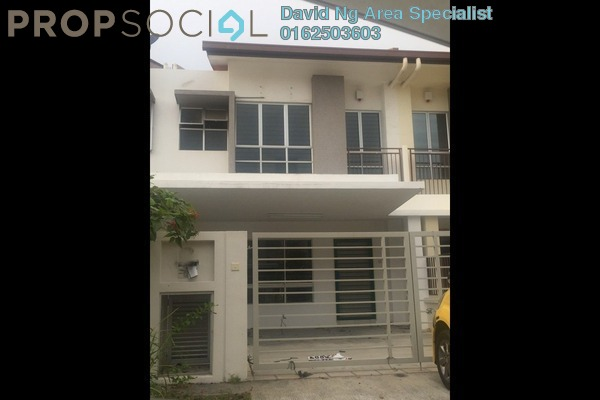 For Sale Terrace at Setia Indah, Tebrau Freehold Semi Furnished 4R/3B 698k