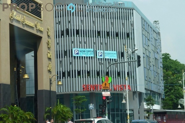 For Sale Office at Sentral Vista, Brickfields Leasehold Semi Furnished 0R/0B 1.44m