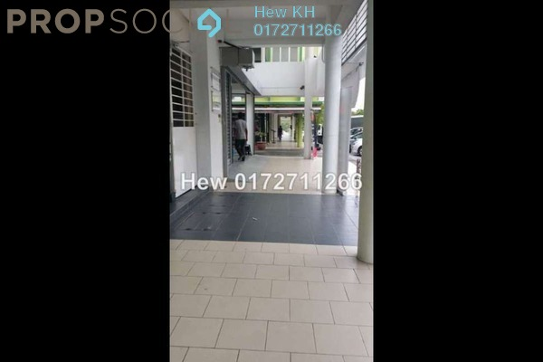 For Rent Terrace at Aked Esplanad, Bukit Jalil Leasehold Semi Furnished 5R/4B 4k
