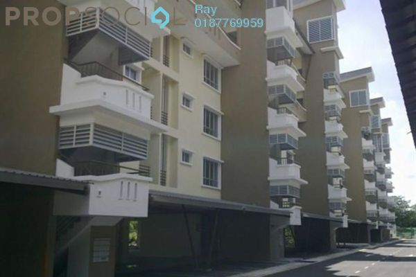 For Rent Condominium at Indah Cempaka, Pandan Indah Freehold Unfurnished 3R/2B 1.3k