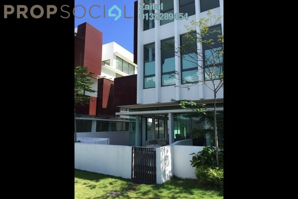 For Sale Semi-Detached at The Airie, Bandar Sri Damansara Freehold Semi Furnished 5R/6B 2.35m
