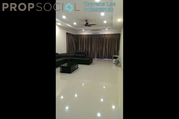 For Rent Condominium at Zan Pavillon, Sungai Ara Freehold Fully Furnished 4R/3B 1.8k