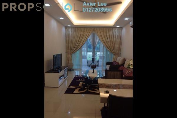 For Rent Condominium at Subang Parkhomes, Subang Jaya Freehold Fully Furnished 3R/3B 4k