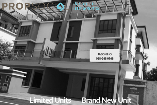 For Sale Semi-Detached at Duta Suria, Ampang Leasehold Unfurnished 7R/8B 4.2m